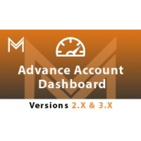 Advance Account Dashboard