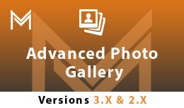 Advanced Photo Gallery