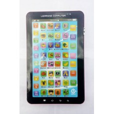 Ashmaadi P1000 Kids Educational Learning Tablet Computer - (Multi color ,Large)